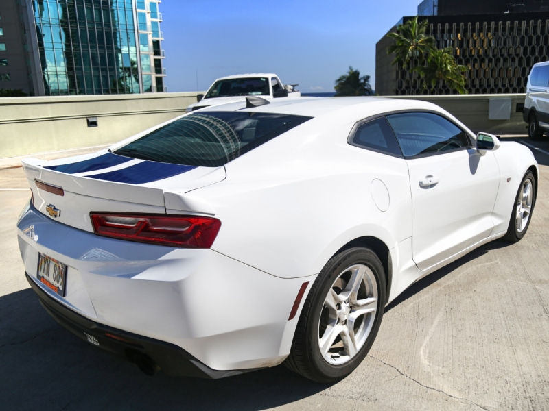 Chevrolet Camaro w/1LT 2.0L Turbo 2017 price $29,995