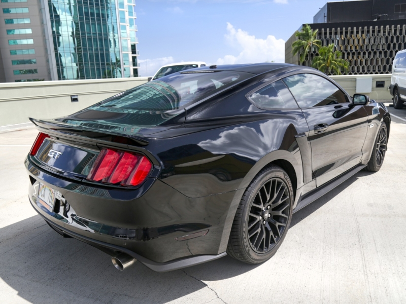 Ford Mustang GT Premium Competition Pkg Leather Manual 2016 price $44,995