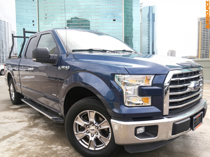Ford F150 XLT ECOBoost SuperCab 2016 price $34,995