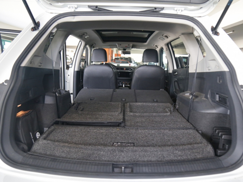 Volkswagen Tiguan SE 3rd Row 2018 price $29,995