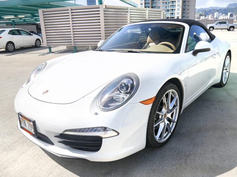 Porsche 911 Cabriolet Carrera 2014 price $69,995
