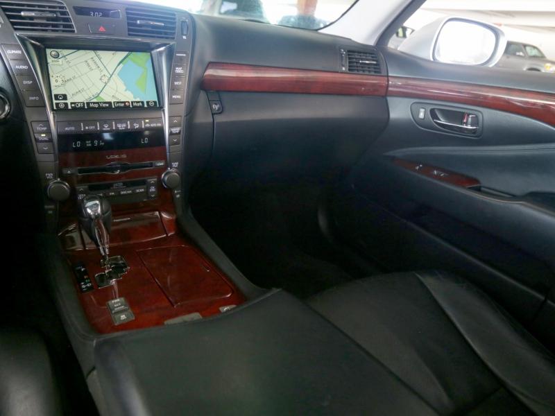 Lexus LS460 2008 price $19,995