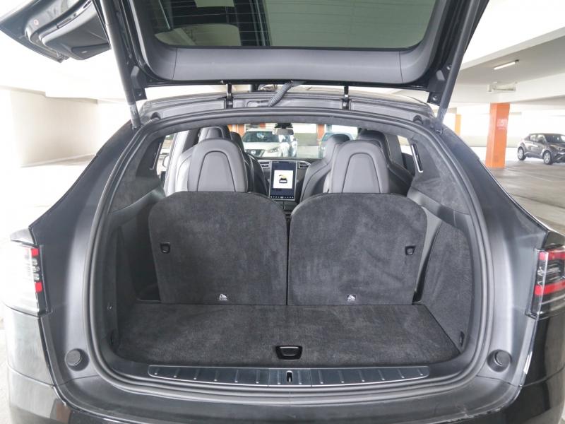 Tesla Model X 75D 3rd Row 2017 price $84,995