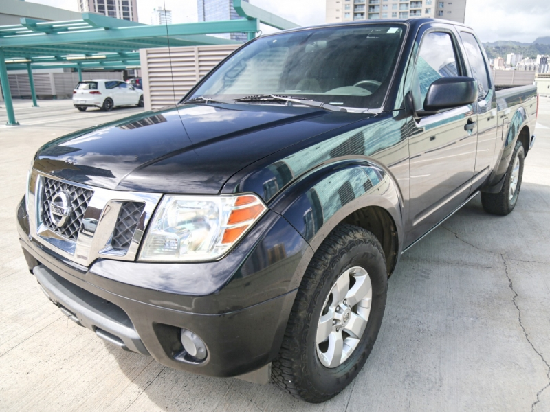 Nissan Frontier King Cab 2012 price $16,995