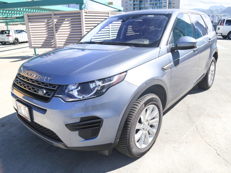 Land Rover Discovery Sport SE 2018 price $36,995