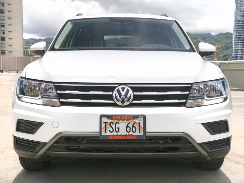 Volkswagen Tiguan 2.0T SE 3rd Row 2018 price $29,995