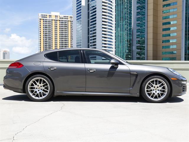 Porsche Panamera 2014 price $36,995
