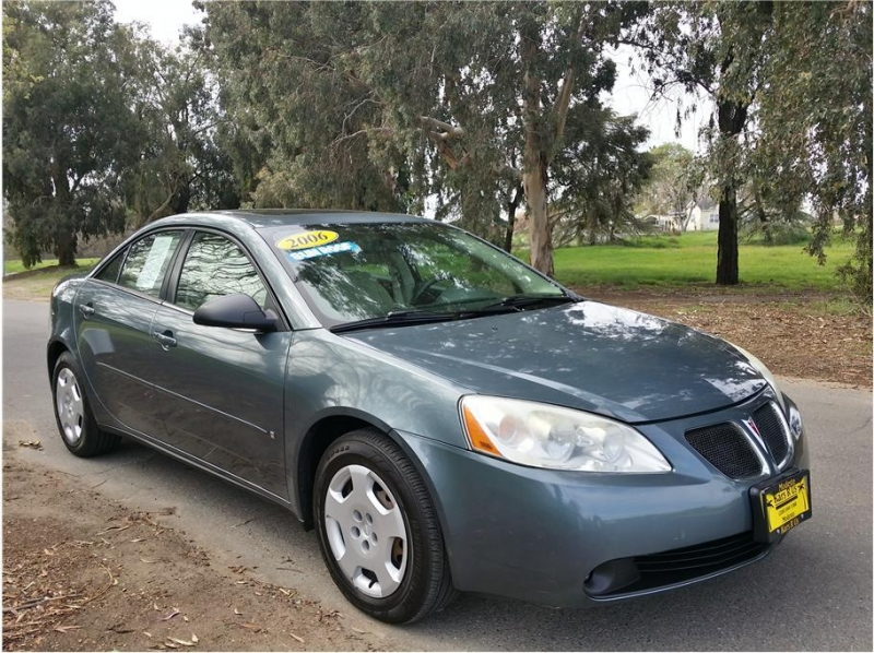 Pontiac G6 2006 price $6,999