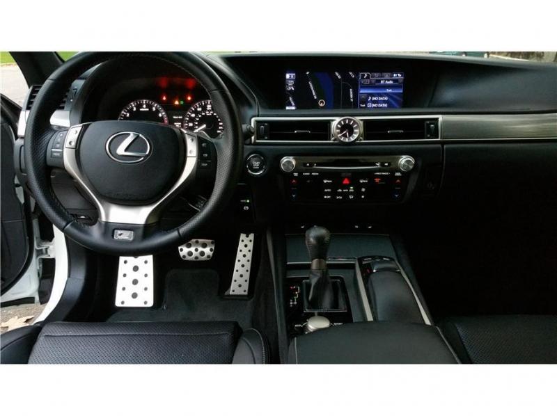 Lexus GS 350 2013 price $25,999