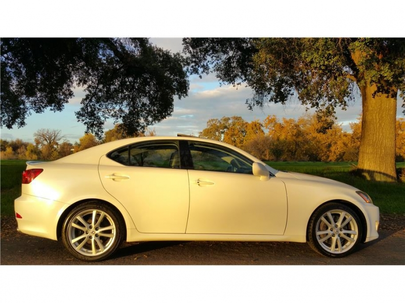 Lexus IS 350 2006 price $7,999