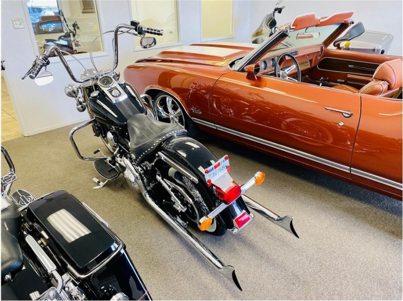 Harley Davidson Heritage Softail Classic 2007 price $10,999
