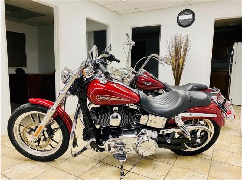 HARLEY DAVIDSON Dyna Low Rider 2007 price $8,999