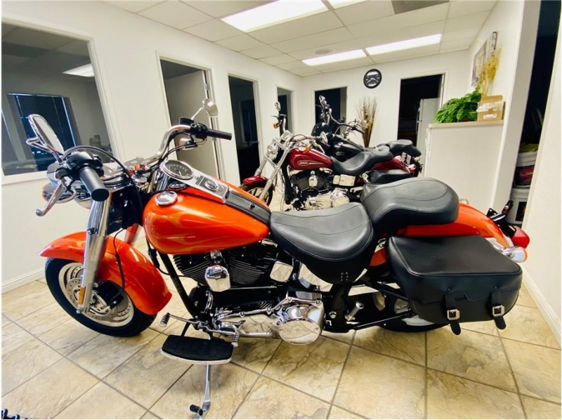 HARLEY DAVIDSON Fat Boy 2004 price $8,999