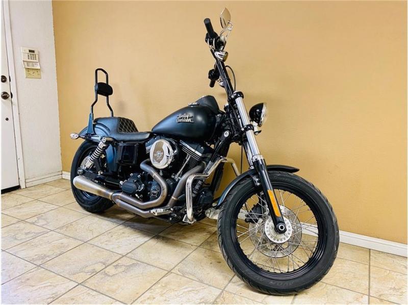 HARLEY DAVIDSON FXDB103 / Dyna Street Bob 2014 price $12,999