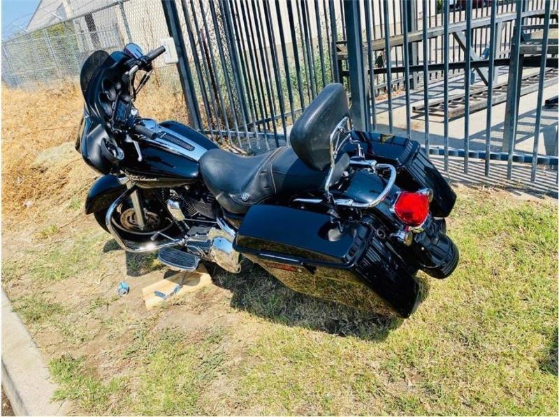 HARLEY DAVIDSON Street Glide 2007 price $9,999