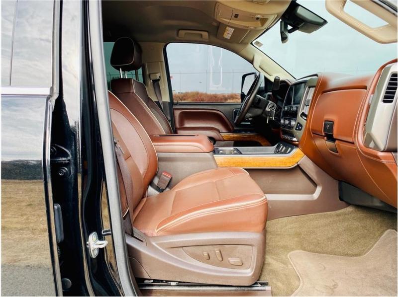 Chevrolet Silverado 2500HD 2017 price $49,999