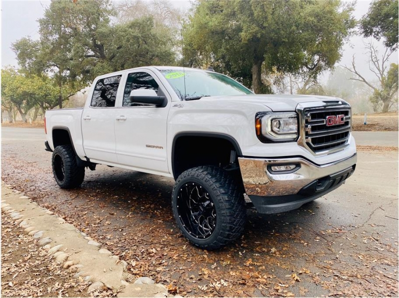 GMC Sierra 1500 2018 price $40,999