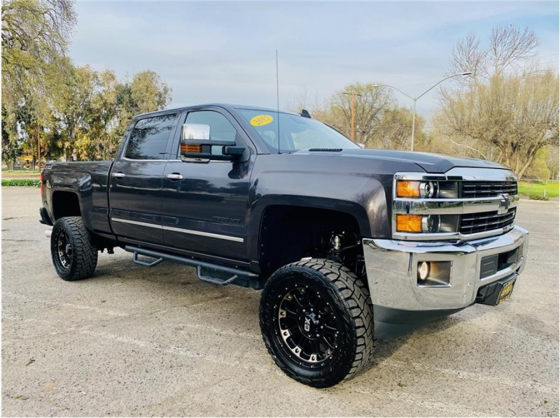 Chevrolet Silverado 2500HD 2015 price $53,999