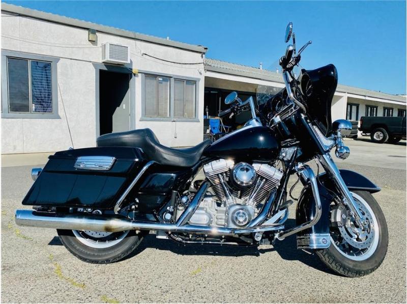 Harley Davidson Electra Glide Standard 2008 price $10,999