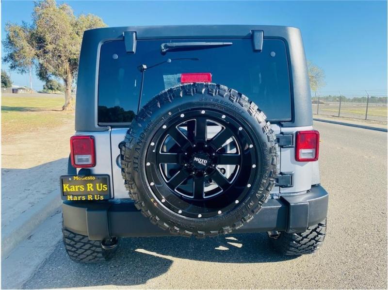 Jeep Wrangler JK Unlimited 2018 price $32,999