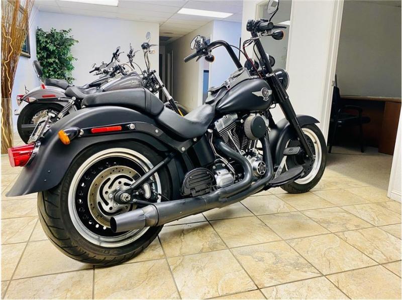 Harley Davidson Fat Boy 2010 price $10,999