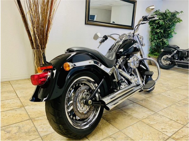 Harley Davidson Fat Boy 2010 price $10,999
