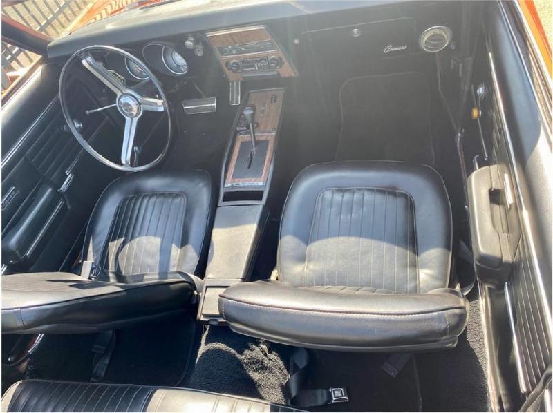 Chevrolet Camaro 1968 price $39,999