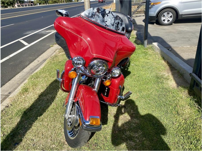 Harley Davidson Electra Glide Ultra Classic Sh 2010 price $11,999