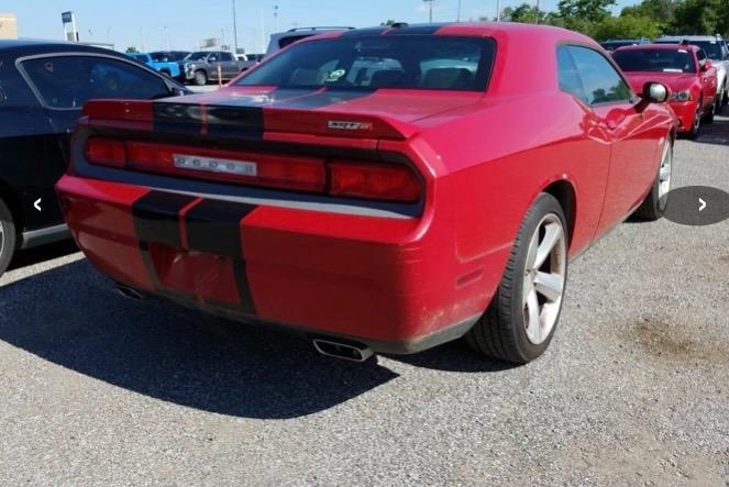 Dodge Challenger 2011 price $24,777
