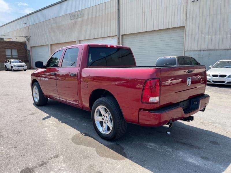 RAM 1500 2012 price $12,277