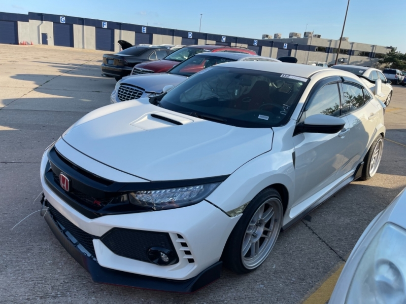 Honda Civic Type R 2018 price $32,777