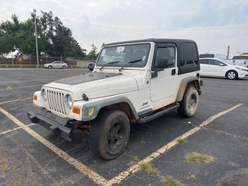 Jeep Wrangler 2005 price $7,777