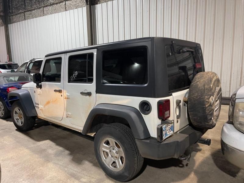 Jeep Wrangler Unlimited 2016 price $20,777