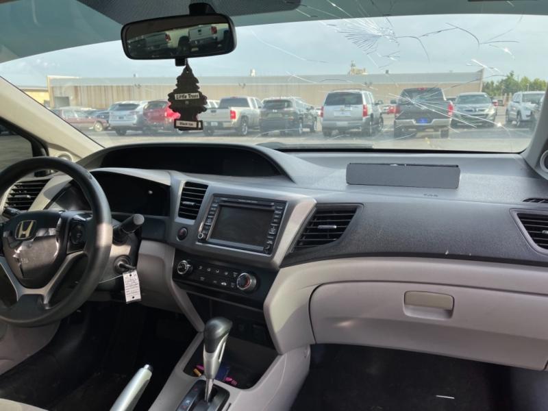 Honda Civic Cpe 2012 price $10,900