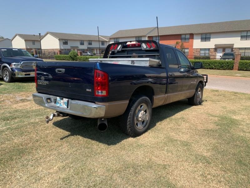 Dodge Ram 2500 2004 price $12,777