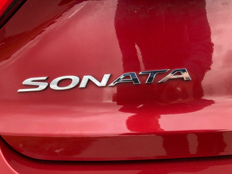 Hyundai Sonata 2017 price $12,599