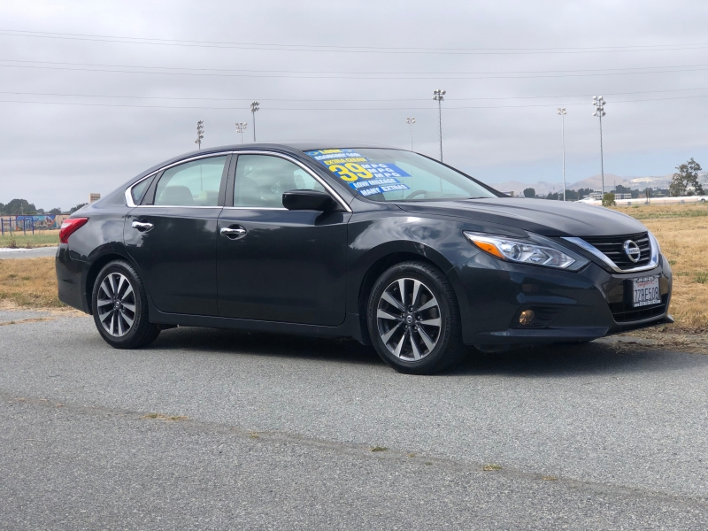 Nissan Altima 2017 price $14,999