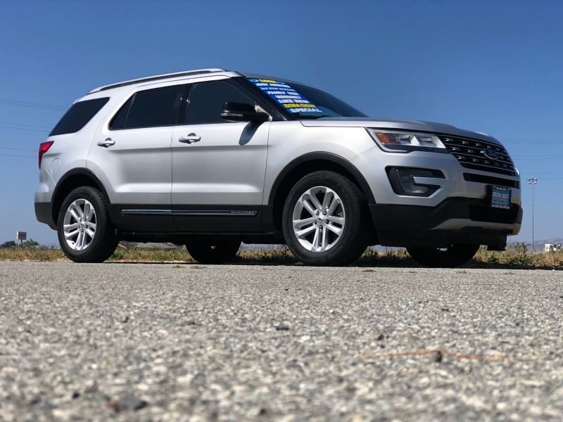 Ford Explorer 2016 price $18,599