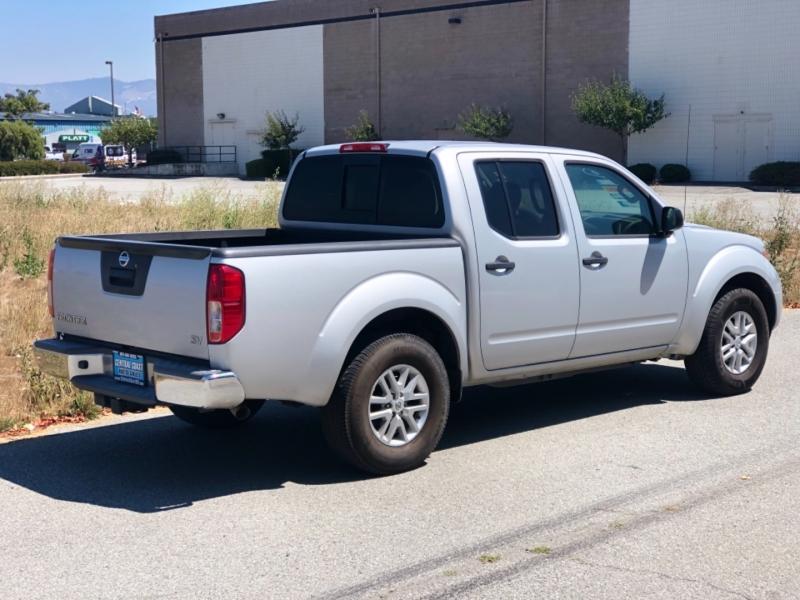 Nissan Frontier 2016 price $21,999