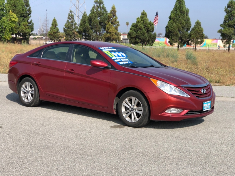Hyundai Sonata 2013 price $11,999