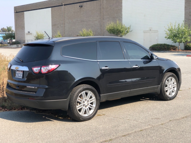 Chevrolet Traverse 2015 price $15,999