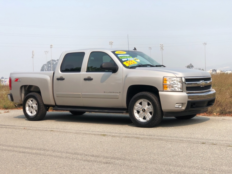 Chevrolet Silverado 1500 2008 price $22,999