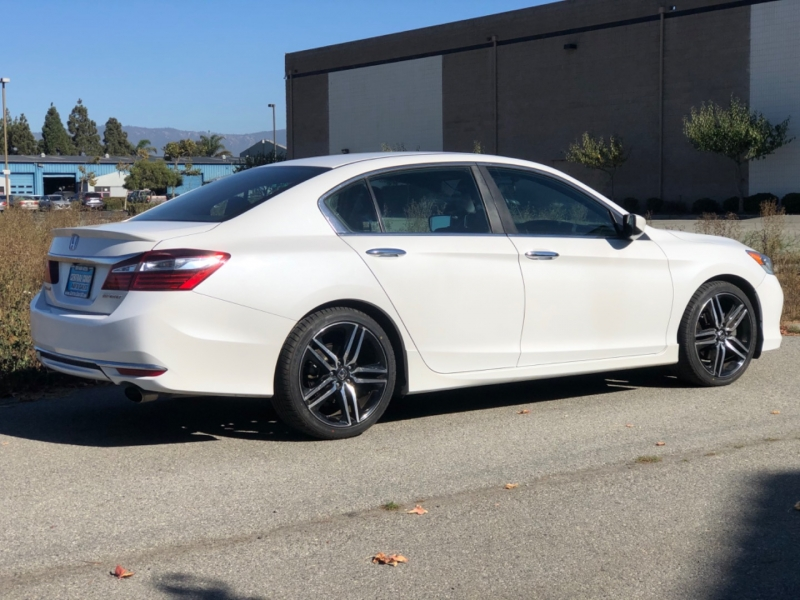 Honda Accord Sedan 2016 price $18,999