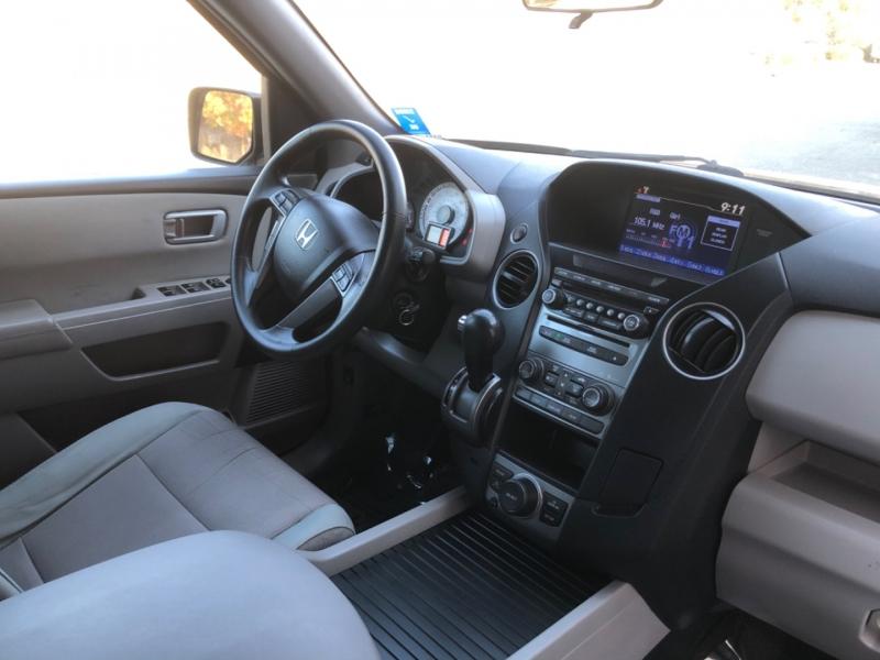Honda Pilot 2015 price $17,999