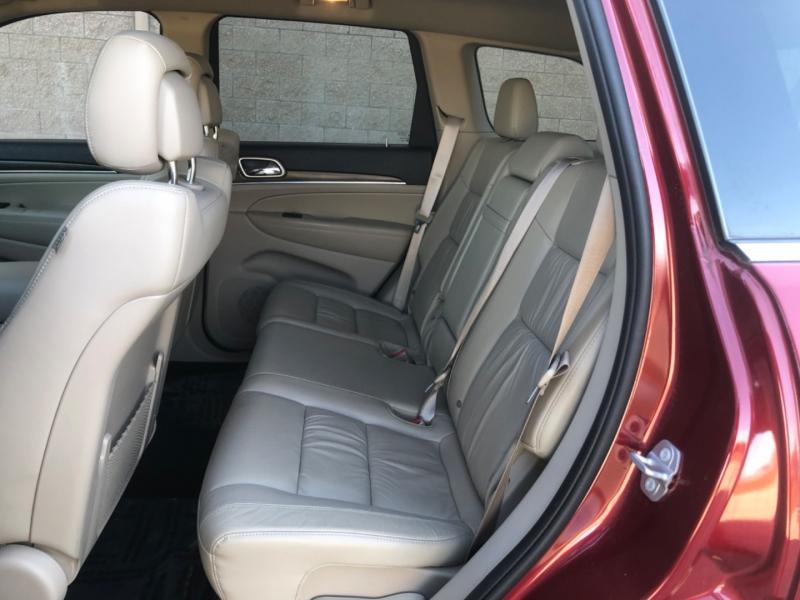Jeep Grand Cherokee 2015 price $21,999