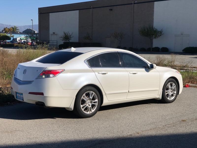 Acura TL 2010 price $0
