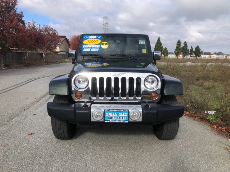 Jeep Wrangler Unlimited 2010 price CALL NOW!