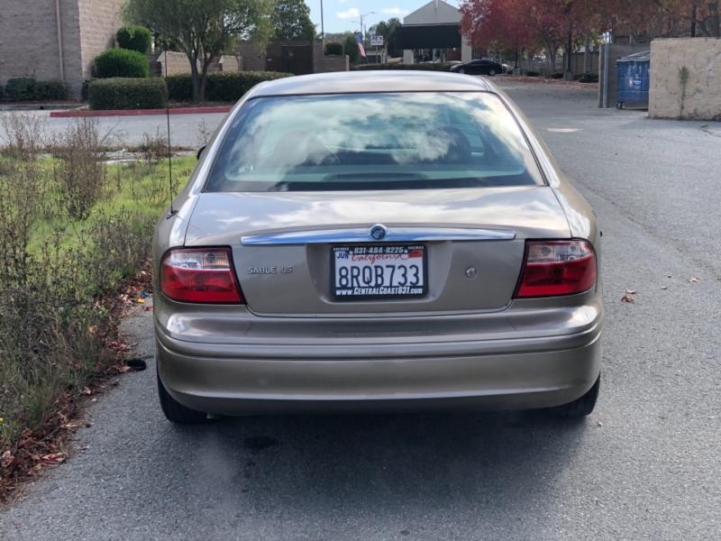 Mercury Sable 2005 price $3,999