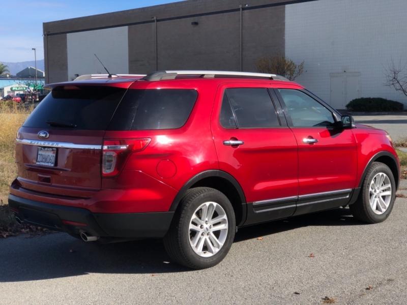 Ford Explorer 2014 price $16,999