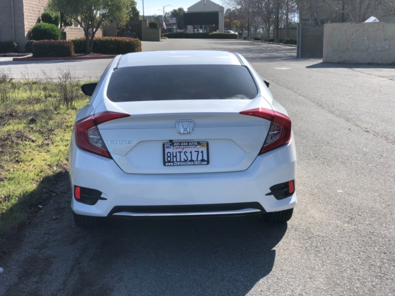 Honda Civic Sedan 2019 price $15,999